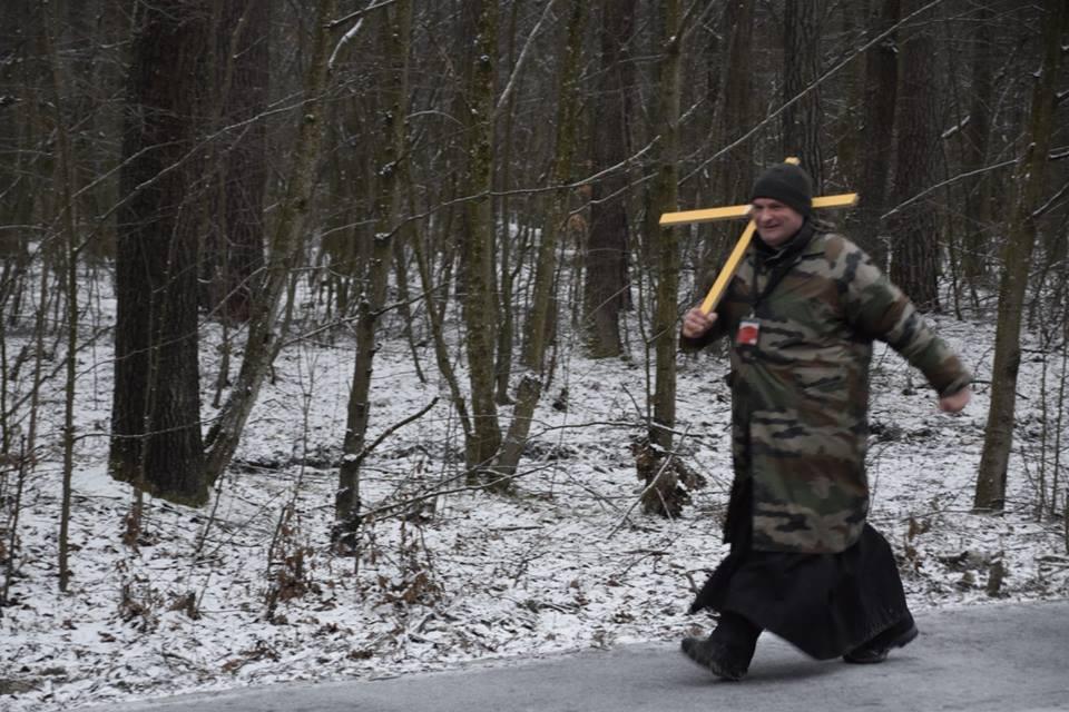 ks. Grzegorz na szlaku