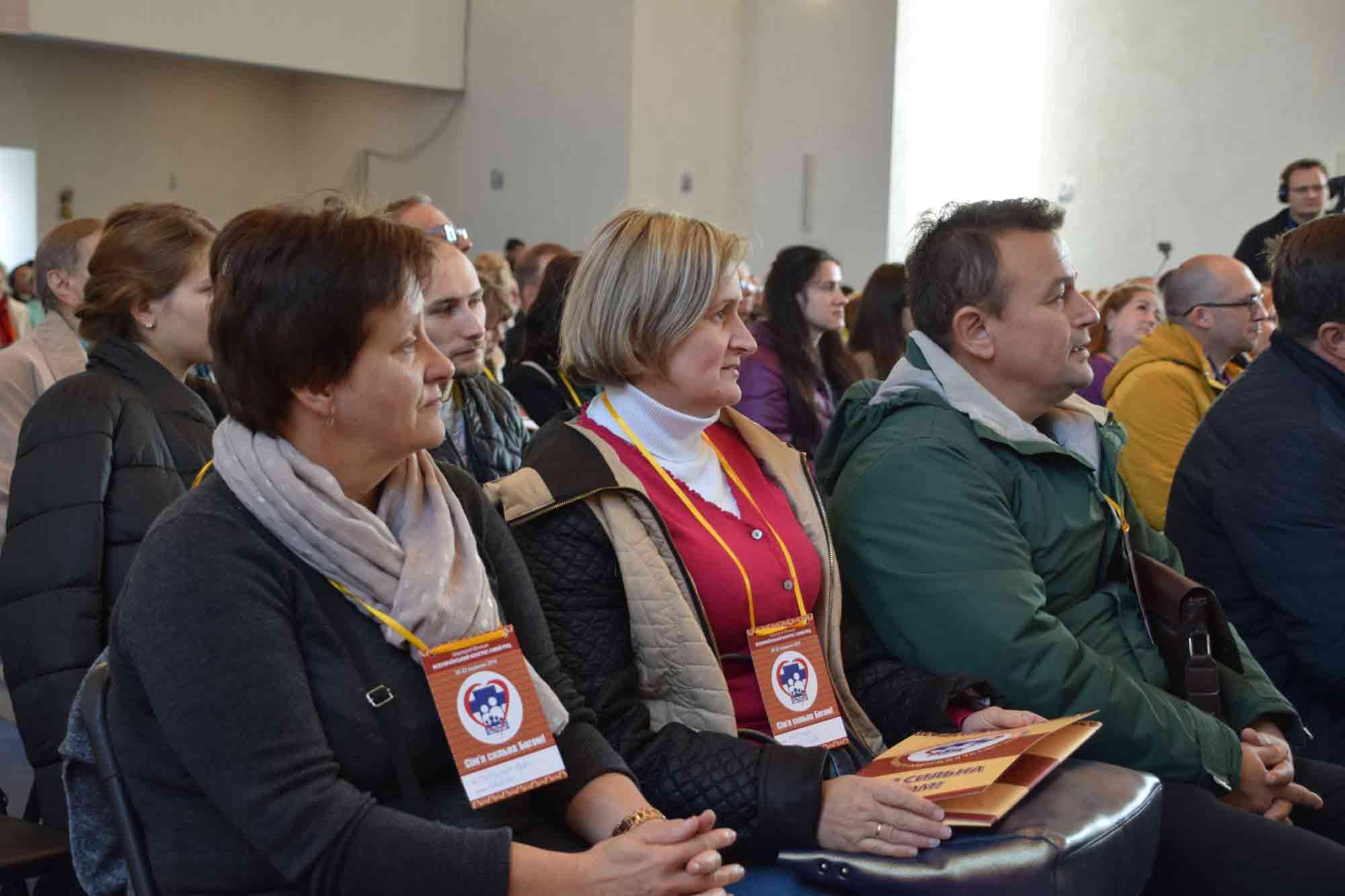 Uczestnicy kongresu z archidecezji lwowskiej