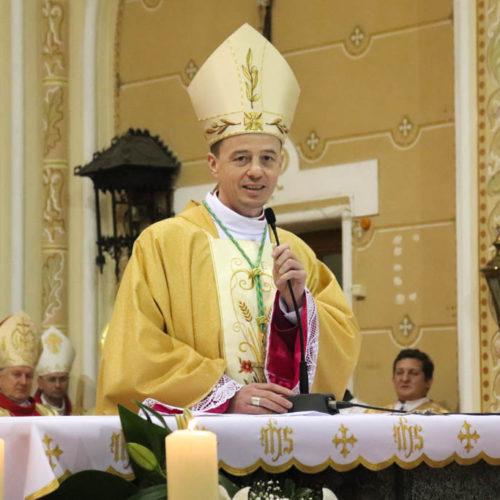 przemówienie biskupa